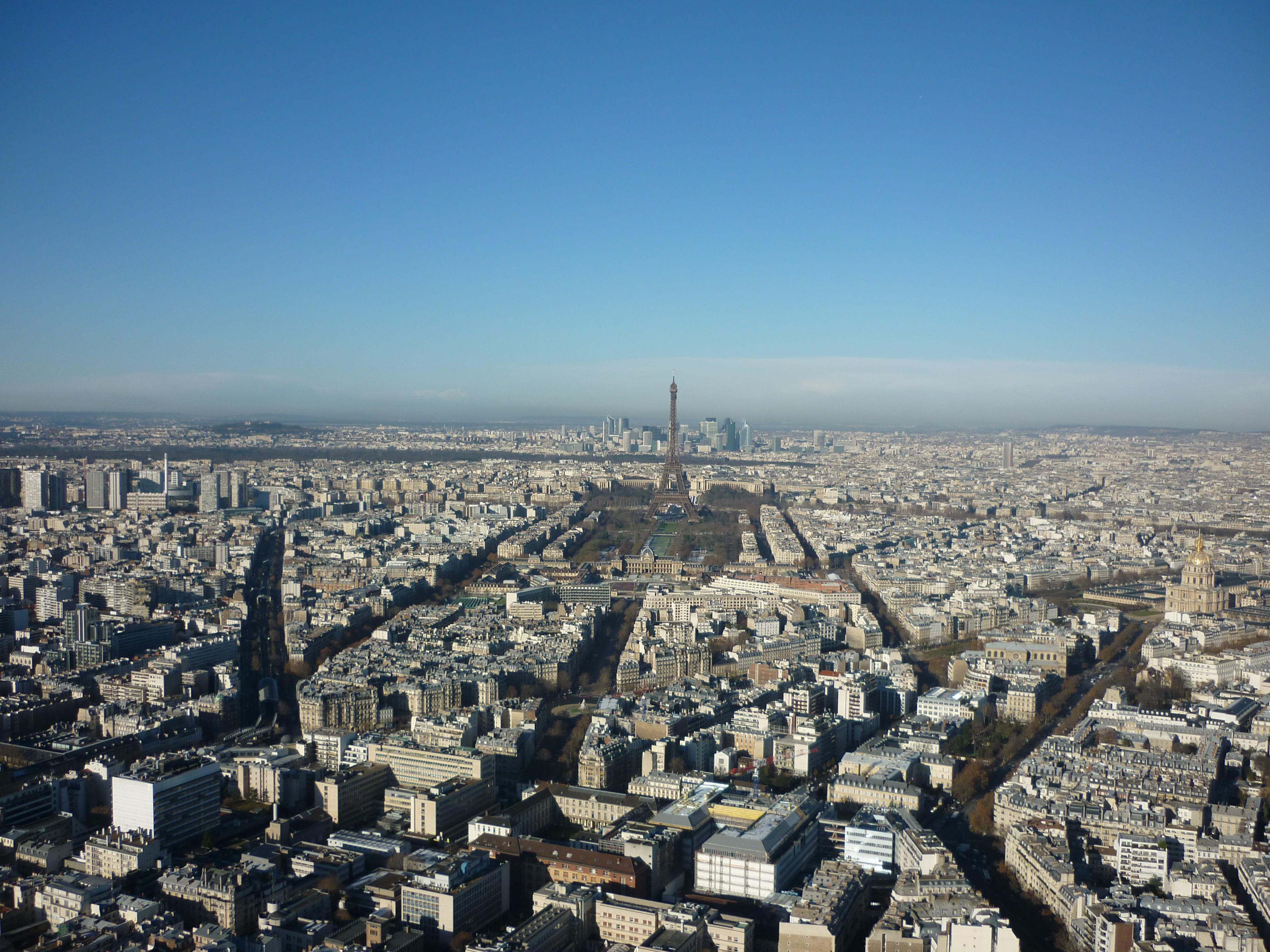 Bin ich für beautyjagd in paris unterwegs für mich geht damit ein
